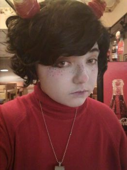 Kankri Vantas | Cosplay by VoicedCalligraphy