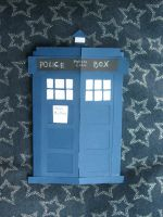 TARDIS Birthday Card by BromocresolGreen