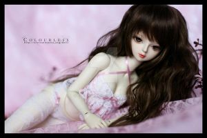 Baby pink by fuyuhime