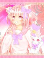 .::Contest::Kittenhime::. by naota-art