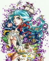 Miss Mother Nature by TheLadyJ