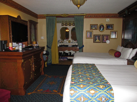 Royal Princess Room Riverside Resort by WDWParksGal-Stock