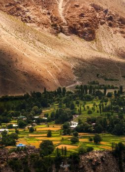 Shadowed Valley by aliawais