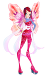 World of Winx: Mirta Dreamix by Gerganafen
