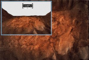 _-_Terrain Texture_-_ - STOCK by goRillA-iNK