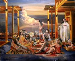 Last Supper by dimeola