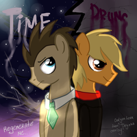 Time and Drums by Mirta-Riga