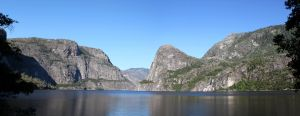 Hetch Hetchy in Yosemite 2 by thevictor2225