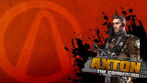 Borderlands 2 Wallpaper - Axton by mentalmars