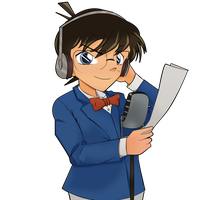 Detective Conan - Voice Over - Commission by DrClosure