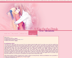 Layout 002 by ShiraYuri-Site