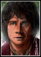 The Hobbit - Bilbo by RandySiplon