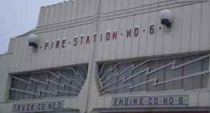 Fire Station No. 6 by SachiyeKazumi