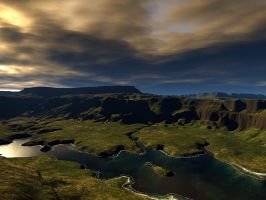 Terragen - Amazon by duris