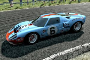 GT40 1969 GT5 by whendt