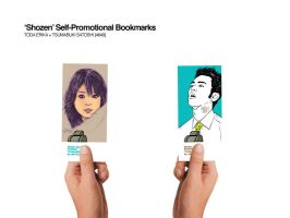 Shozen Bookmarks by Shozen