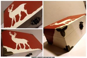 Deer Keepsake Box by Murphy-Murphy