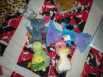 Pokemon Plushies For Sale by HinataFox790