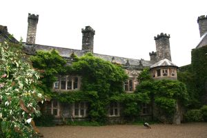 Stock - Gwydir Castle 5 by OghamMoon
