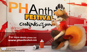 Philippine Anthro Festival - Promotional Poster by thanshuhai