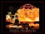 Sprirt Science Sacred Geo Astral Projection Poster by angelX1981