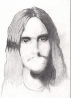 AKERFELDT from opeth..not fini by voyagerartworkdesign