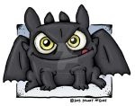Toothless by stuartmcghee
