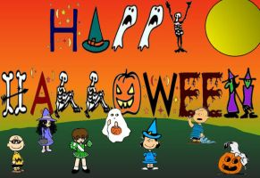 Halloween Wallpaper for mom by LilTeri