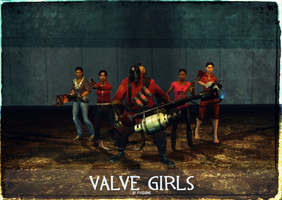 Valve Girls by Fusehime