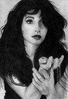 Kate Bush by LilaeaBluecoat