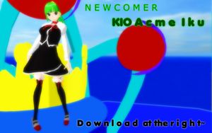 KIO Iku DOWNLOAD -Please Read- by TwilightMarth