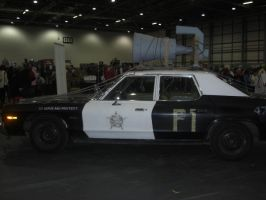 Blues Brothers Car by Stock-Karr
