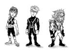 Universe 10 Character Designs (Art By Devilkais) by EternalCyclops