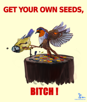 Get your own seeds by BirdGRico