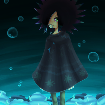 Urchin by LithiumRazor