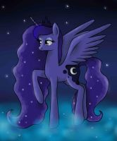 The Magic Of The Night  by Denigirl