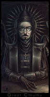 Inquisitor (fragment) by Cthulhu-Great
