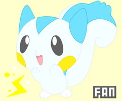 Pachi Pachi fan by drill-tail