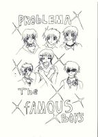 Problema the famous boys cover by SkyexJill
