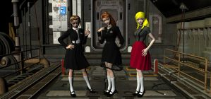 Class of Goth by HectorNY