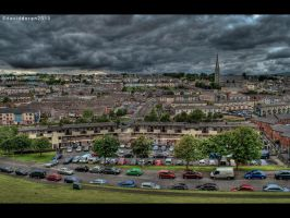 Bogside HDR by Dave-D