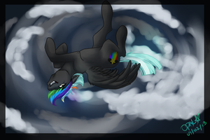 StarShip Ment to Fly by opaleyedwolf