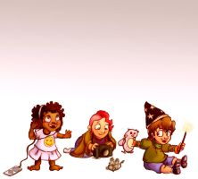 more x-babies by Prydester