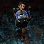 Classic Raider 40 by tombraider4ever