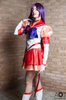 Eternal Sailor Mars by TsukiLion