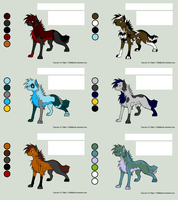 theme adopts -CLOSED- by AwkwardWox