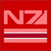 Red Equality Mass Effect by RebelATS