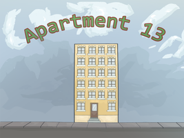 Apartment 13 Banner by Shauna-O-Connor