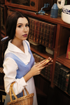 Belle - Beauty and the Beast by titania-cosplay