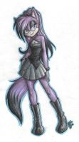 AT: Zeka the Wolf by Bonka-chan